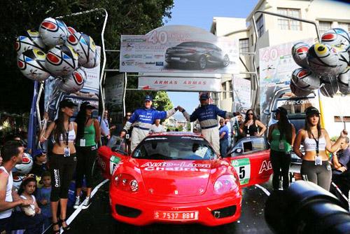 40 Rallye Senderos de La Palma
