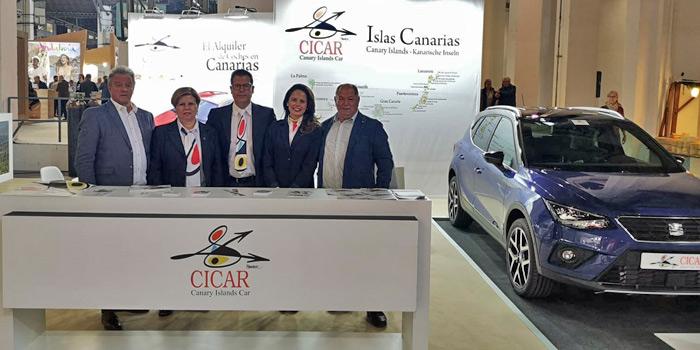 CICAR acude a B-Travel reforzando su presencia en el mercado turístico nacional