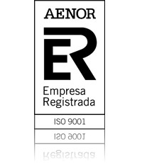 Aenor Certificate of car hire