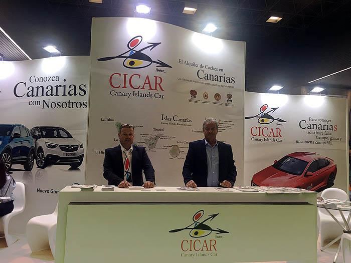 CICAR acude a la cita de Expovacaciones en Bilbao