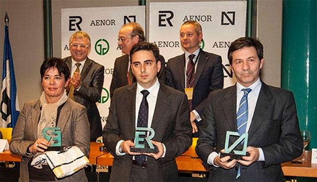 Premios AENOR 2013