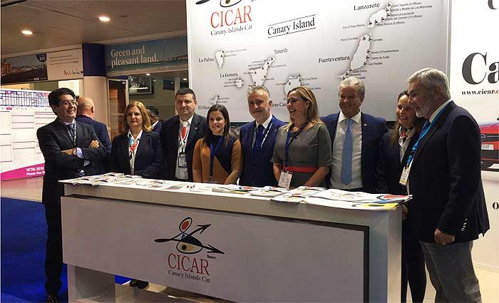 CICAR acude un año más a la feria turística de Londres