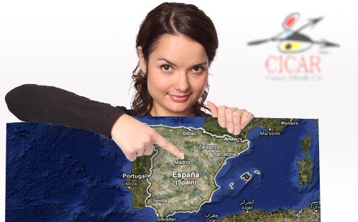 CICAR ahora en Península y Baleares
