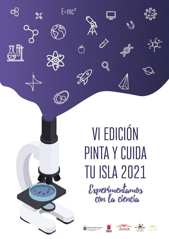 VI Edición Concurso Pinta y Cuida tu Isla