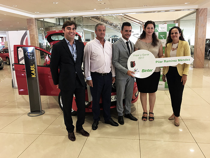 Concurso Viaja y Ganar 2017