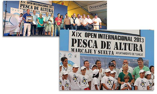 XIX Open de Pesca de Altura de Gran Tarajal