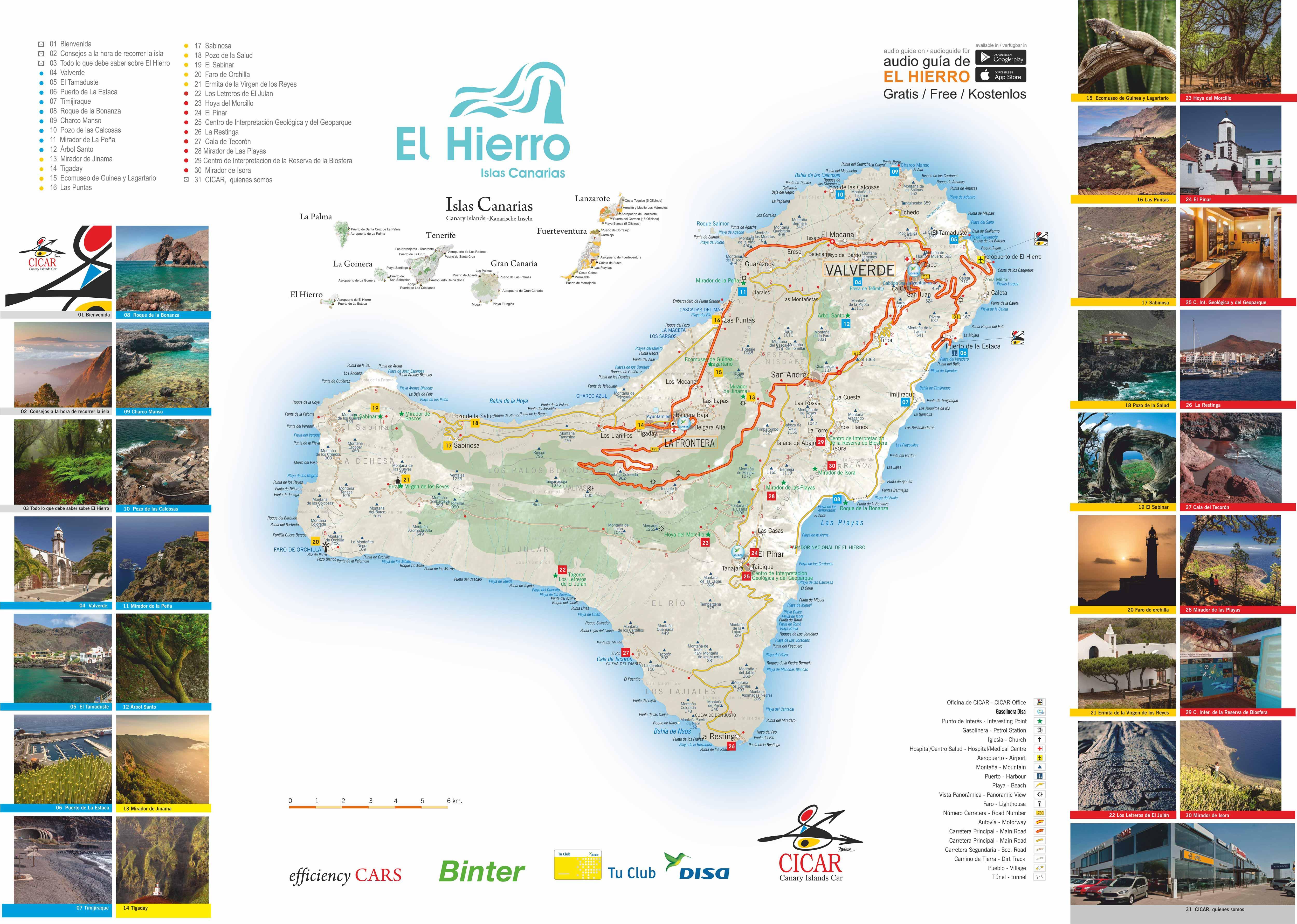 Rental Car Places >> Car hire in El Hierro | Car rental in El Hierro