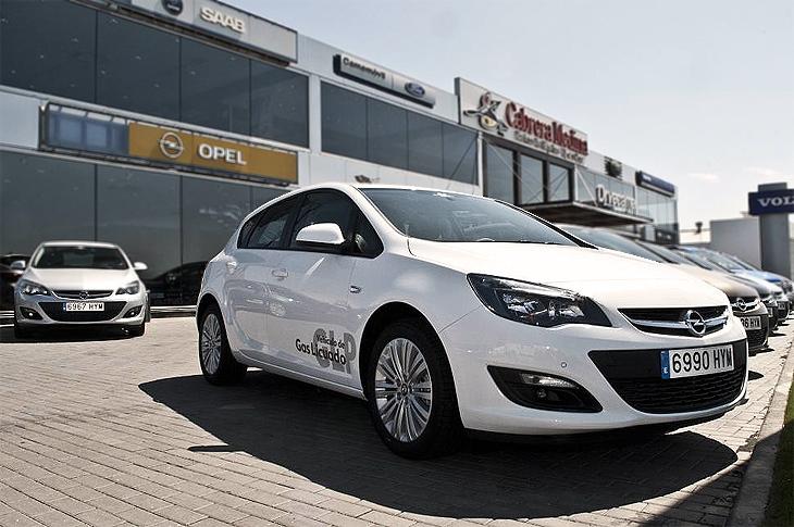 Cicar es el primer rent a car de España que incorpora coches de autogás a su flota