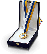 Gold Medal Award 2014