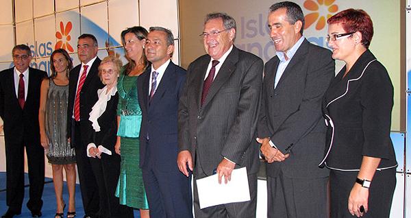 Premio Excelencia Turística de Canarias 2008