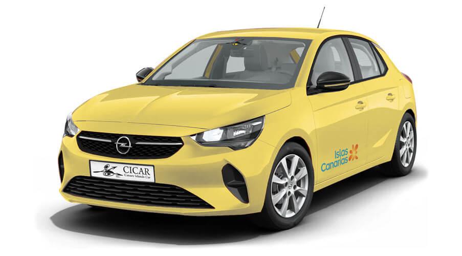 Opel Garage Tilburg : Cicar canary islands car hire canary islands car rental
