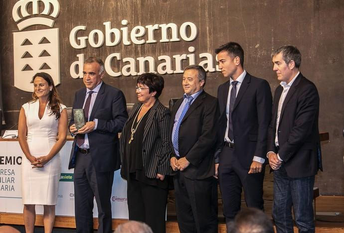 Best Family Business in the Canary Islands Award 2018
