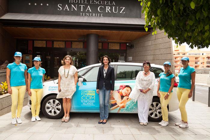 Colaboración Cicar y Promotur Turismo de Canarias
