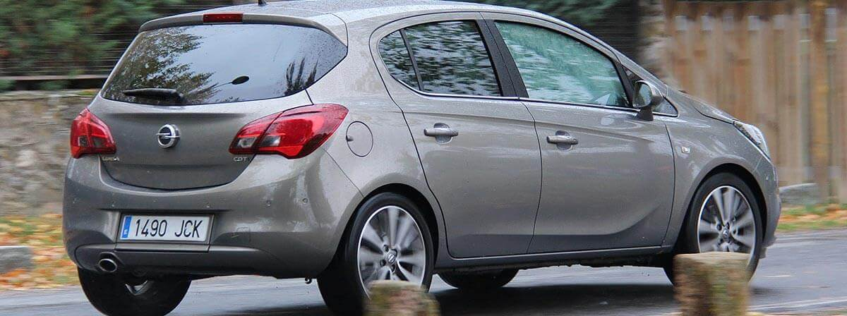 Opel Corsa 5p Info For Car Hire In Canary Islands Cicar