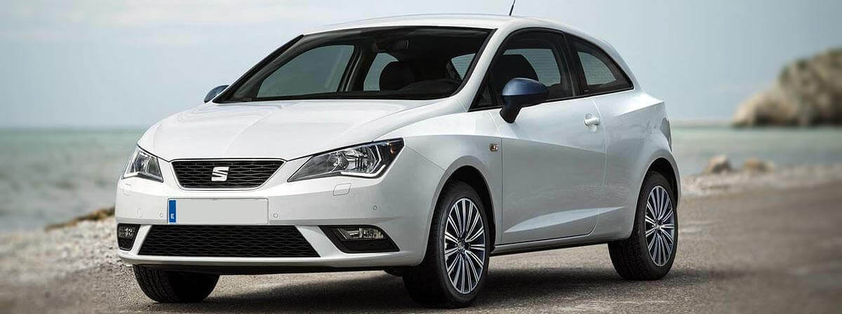W Ultra Seat Ibiza 3d info for car hire in Canary Islands | CICAR VJ38