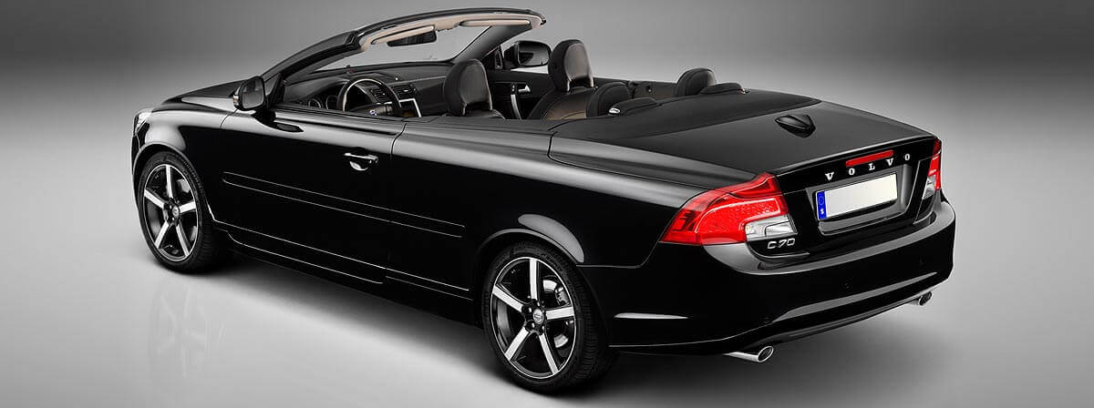 volvo c70 cabrio aut mietwagen in lanzarote cicar. Black Bedroom Furniture Sets. Home Design Ideas